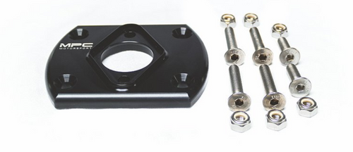 MPC Brake Booster Delete Plate