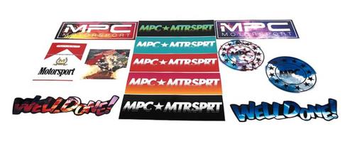 MPC Sticker Pack