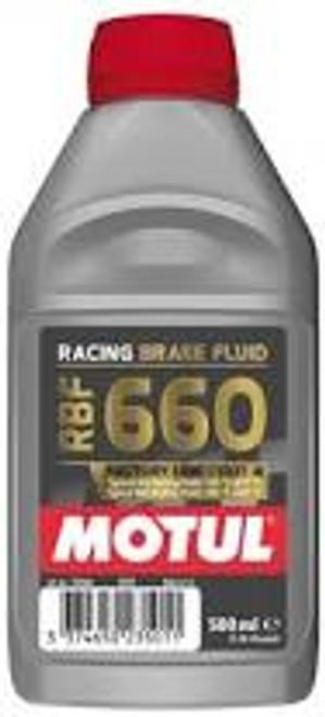 Motul RBF 660 Factory Line Brake & Clutch Fluid 500ml