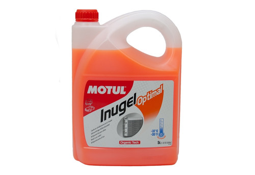 Motul Inugel Auto Cool Optimal -37C 5Litre