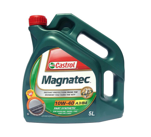 Castrol Magnatec 10W40 A3/B4  5Litre