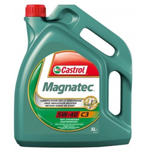 Castrol Magnatec 5W40 C3  5Litre