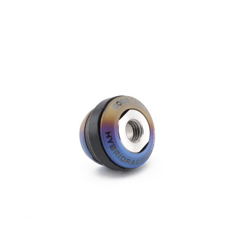 Hybrid Racing Dust Titanium Maxim Shift Boot Collar