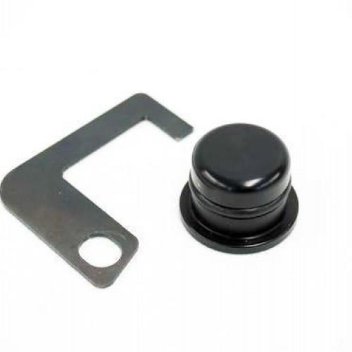 Hybrid Racing K-Series Thermostat Housing Plug & Bracket
