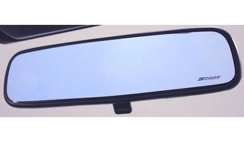 Spoon 004 - Blue Wide Rear View Mirror Glass