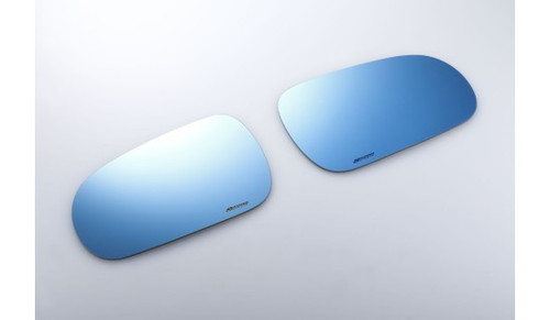 Spoon CL7 Blue Wide Side Mirror Glass