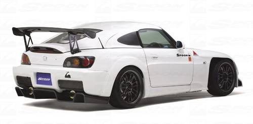 Spoon S2000 Rear Fender