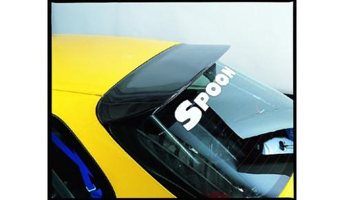 Spoon EK Carbon Roof Spoiler