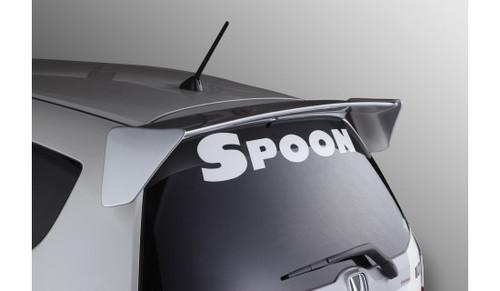 Spoon Jazz Roof Spoiler Carbon