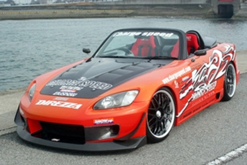 Chargespeed S2000 Wide Body Kit Chargespeed [Super GT Style]