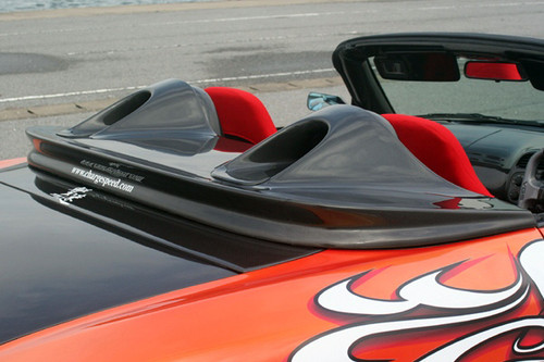 Chargespeed S2000 Tonneau Cover FRP