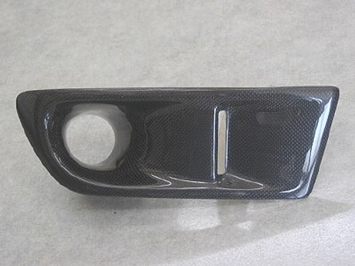 Chargespeed S2000 Brake Duct Normal Bumper [FRP]