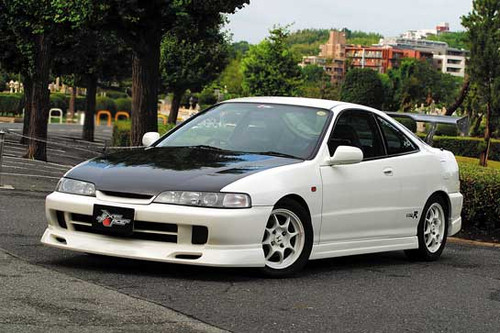 Chargespeed DC2 Front Lip [JDM]