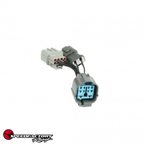 SpeedFactory Racing OBD1 (Vehicle) to OBD2 (Distributor) Conversion Harness
