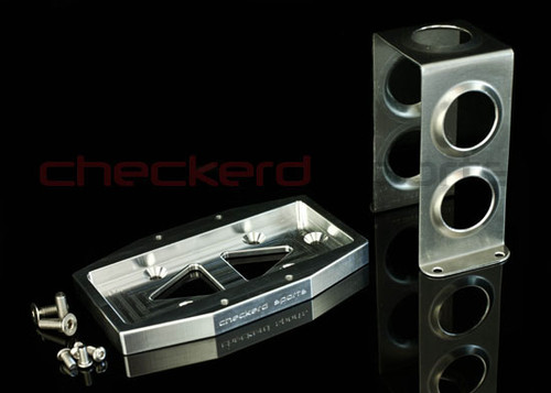Checkerd Sports Battery Tray Kit Odyssey PC680