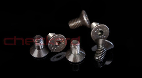 Checkerd Sports Boss Steering Hub Bolts