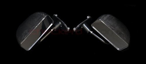 Checkerd Sports Race GT Mirrors S2000
