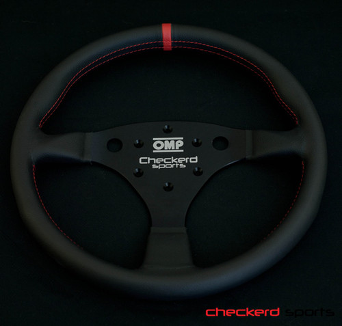 Checkerd Sports Limited Edition Steering Wheel