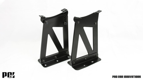 PCI Wing Mounts Civic Coupe