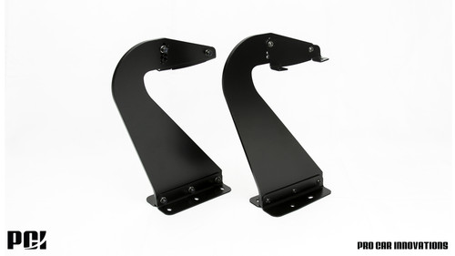 PCI Wing Brackets Civic Coupe