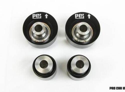 PCI Front Lower Spherical Bearing Offset Kit 4Pcs