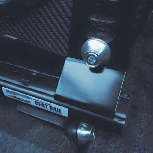Downstar Billet Seat Frame Hardware