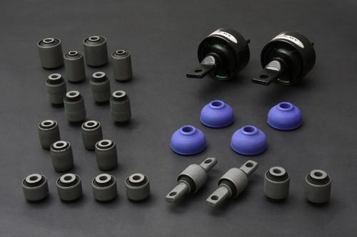 Hardrace Complete Bushing Kit CRX