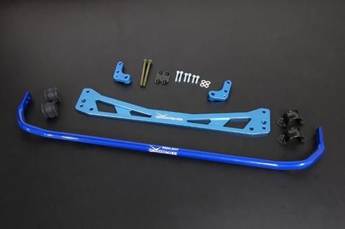 Hardrace Rear Sway Bar + Sub-Frame Brace Set