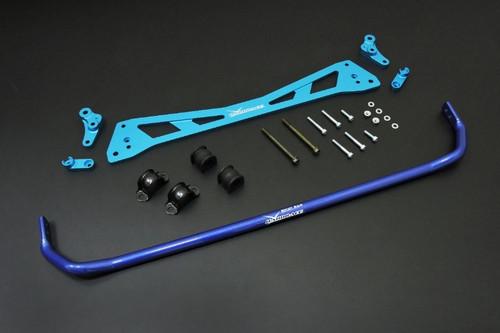 Hardrace Rear Sway Bar + Sub Frame Brace Set