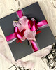 Speciality Gift Boxes with a Pink  Ribbon
