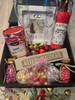 Champagne Flutes Wedding Gift Box