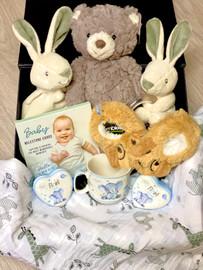 Keepsake Box | For Baby Boys