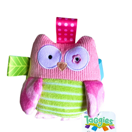 Mary Meyer | Taggies | Oodles Owl Rattle