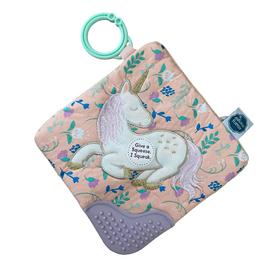 Mary Meyer   Twilight Unicorn Crinkle Teether
