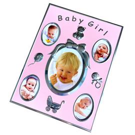 Baby Girl Photo Frame | Newborn Gifts