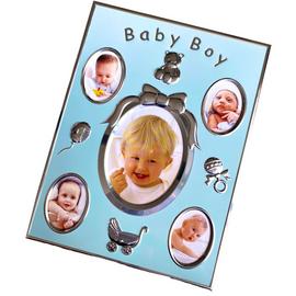 Baby Boy Photo Frame | Newborn Gifts