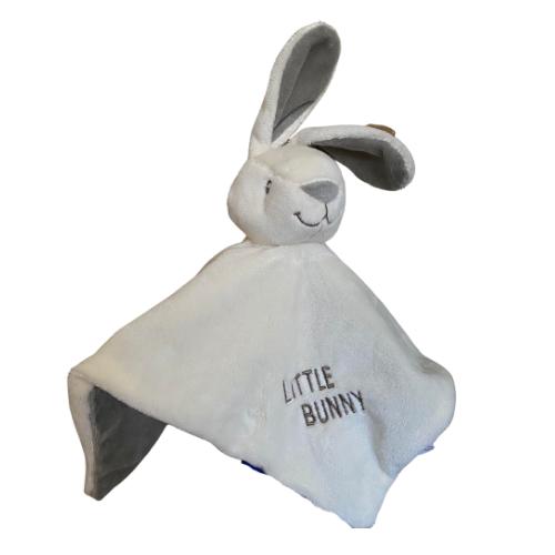 White Bunny Blanket | Newborn Gifts