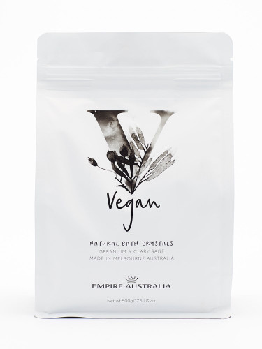 Empire Australia   Vegan Bath Crystals