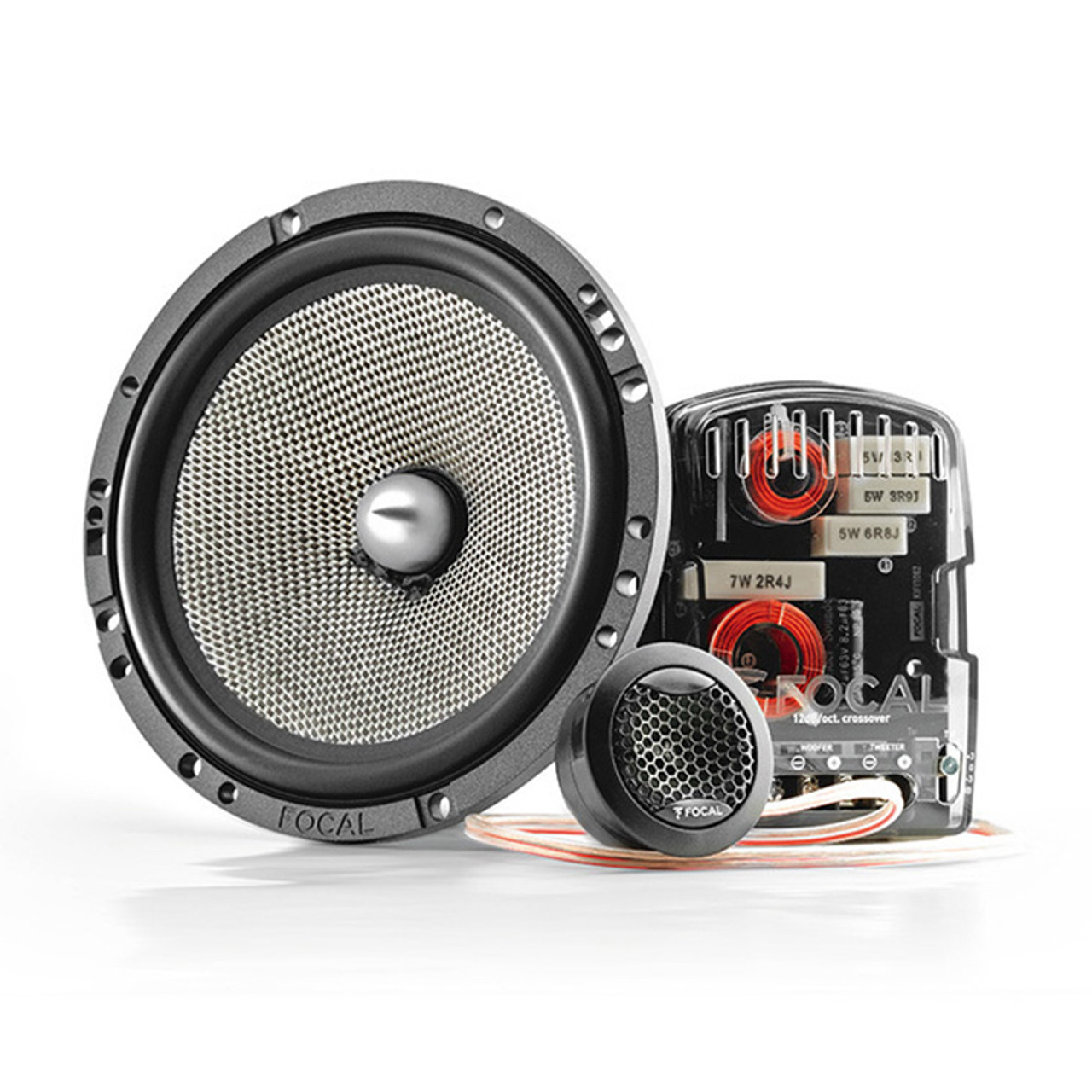 Focal AS165 Access Series 6 75? 2-way Component Speaker System