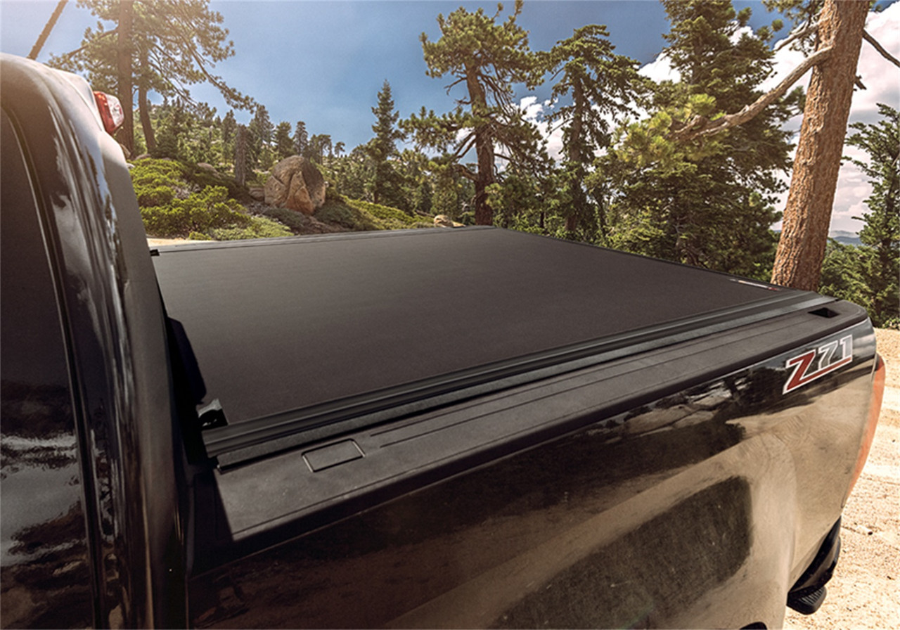 Bak Industries 79121 Revolver X4 Hard Rolling Truck Bed Cover