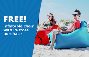 FREE Inflatable Chair