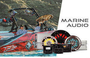 Marine Audio Gear- Make Sound Waves with New Audio System!