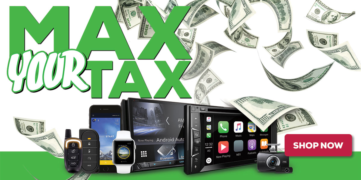 Max Your Tax Sale!