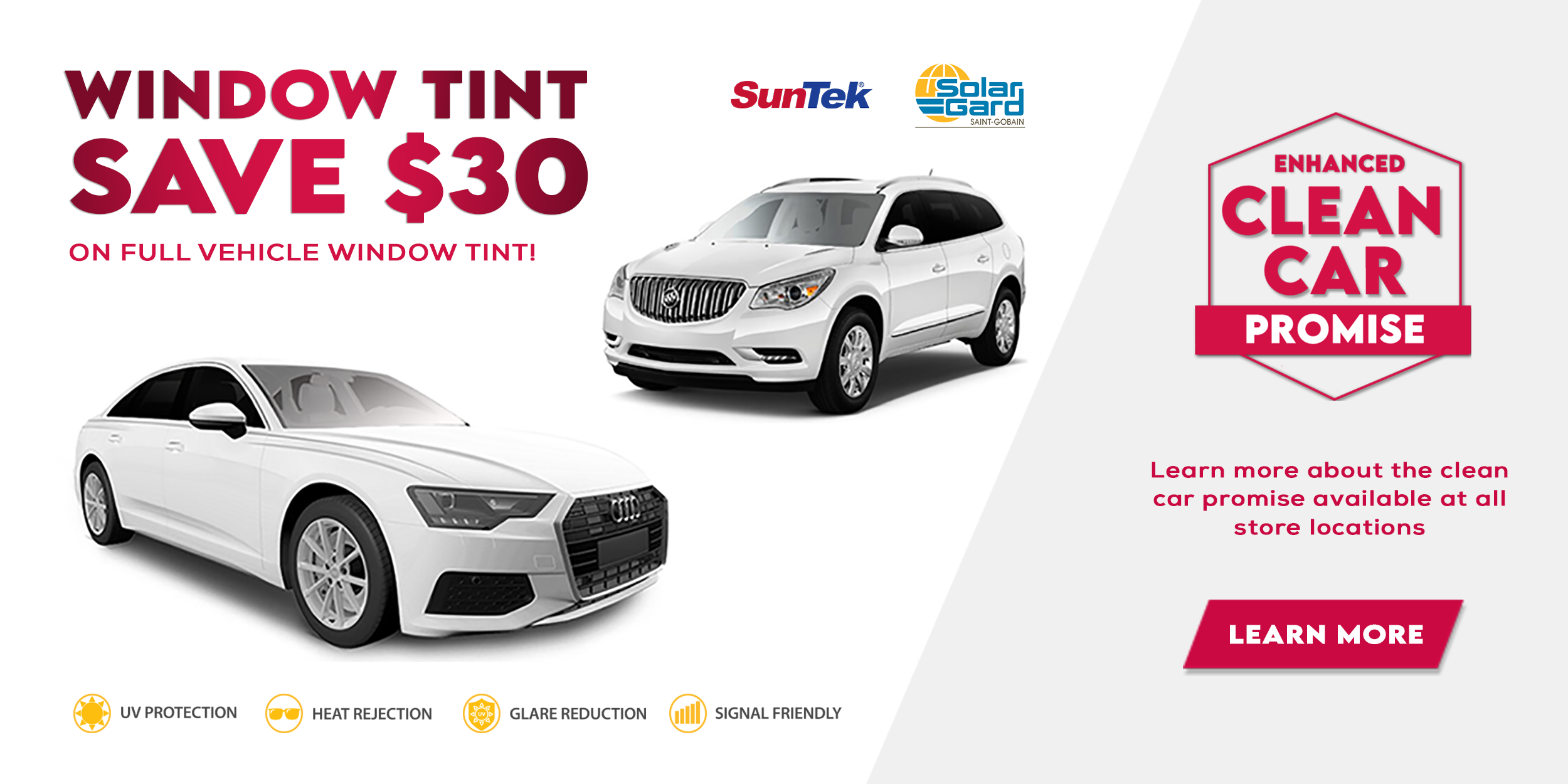Window Tint Save $30