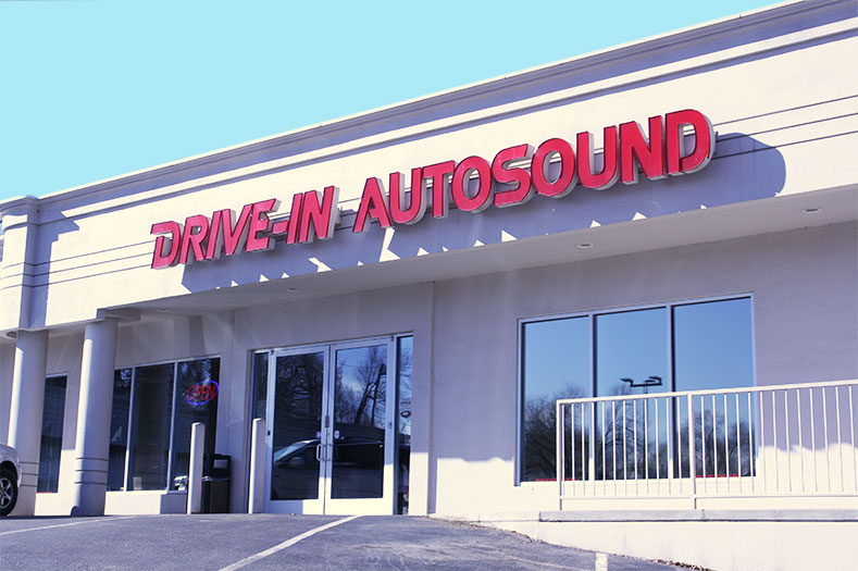 Drive-In Autosound YouTube Channel
