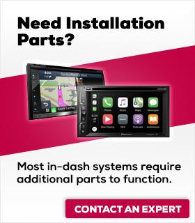 Need installation parts?