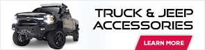 Truck & Jeep Accessories Colorado Springs & Pueblo