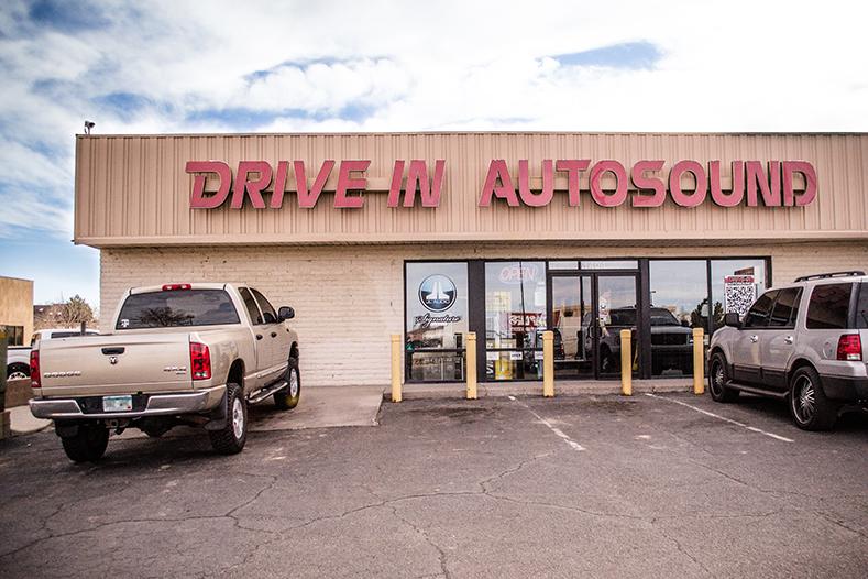 Pueblo Drive-In Autosound