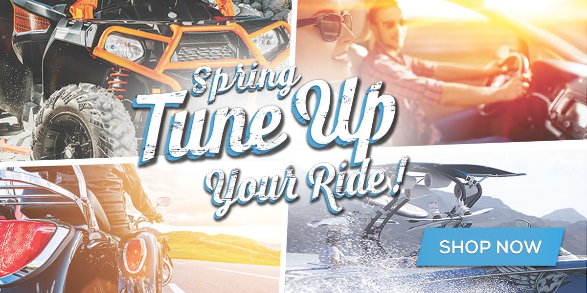 Spring Tune Up Sale