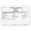 Bilingual Deficiency Report - English/Spanish (203) English Copy